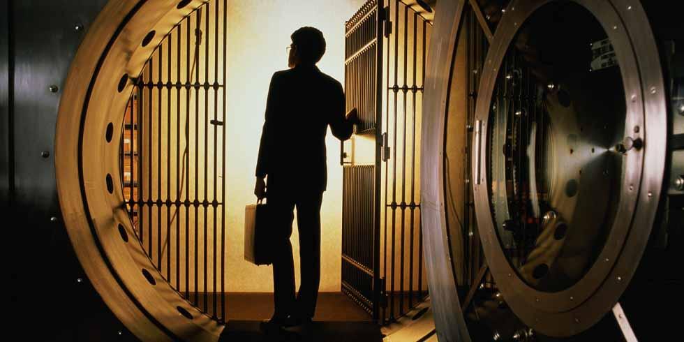 Услуга охраны банков