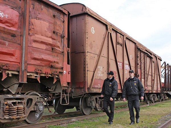 Сопровождение грузов на железнодорожном транспорте