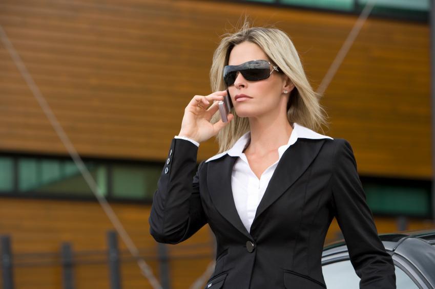 Женщина телохранитель